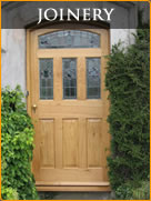 oak doors and other joinery