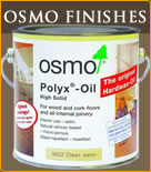 Buy Osmo wood finishes